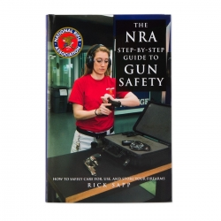Book - NRA Step by Step Guide to Gun Safety