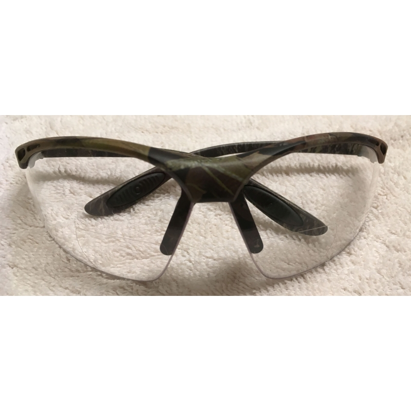 Radians RX Cheater Safety Glasses