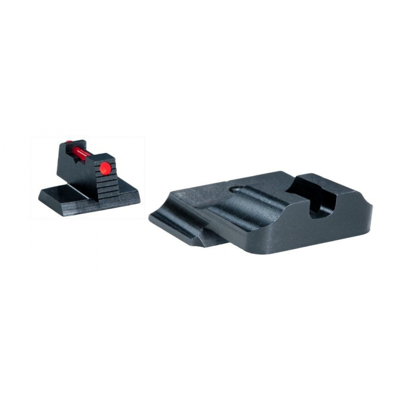 Warren Tactical and Sevigny Competition Sights for Springfield XD