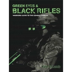Book - Green Eyes and Black Rifles