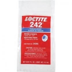 Loctite Threadlocker 242 Medium Strength