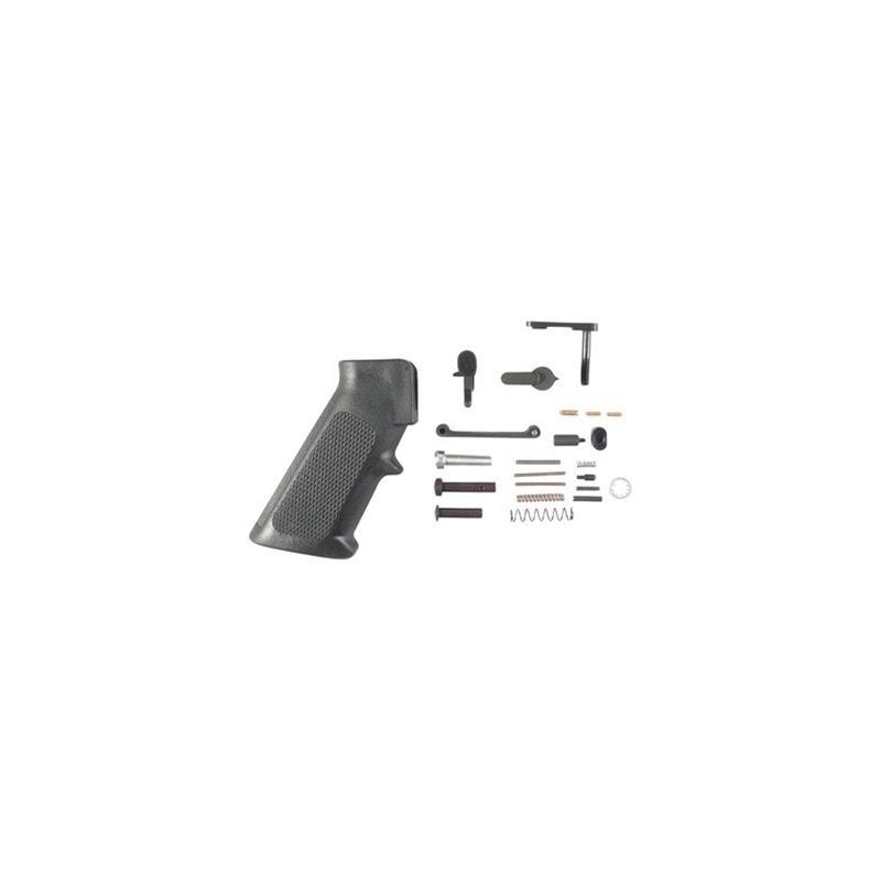 AR15 Lower Parts Kit without Trigger and Hammer
